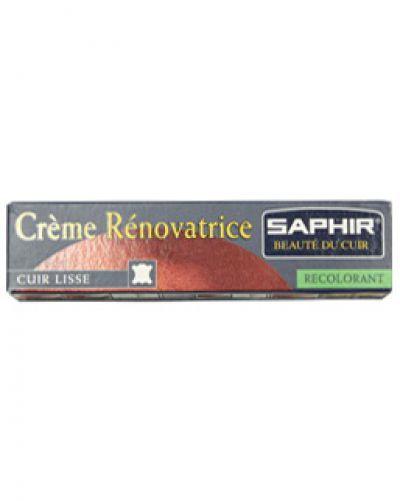 Saphir Renovatrice жидкая кожа Чёрный