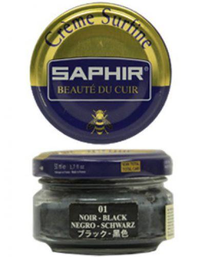 Saphir surfine крем для кожи Чёрный