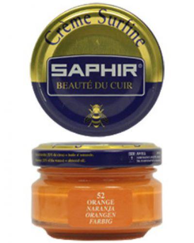 Saphir surfine крем для кожи Оранжевый