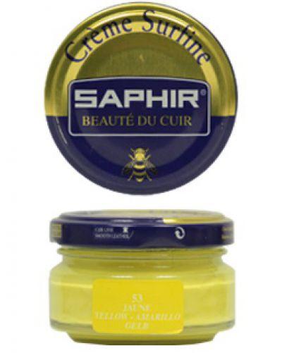 Saphir surfine крем для кожи Жёлтый