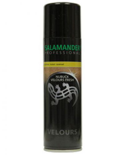 Salamander спрей краска для замши Горчичный