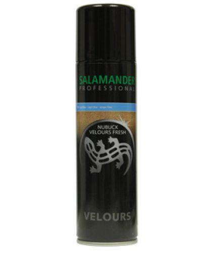 Salamander спрей краска для замши Капри Блю