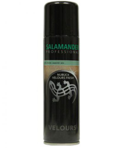 Salamander спрей краска для замши Мята