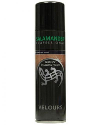 Salamander спрей краска для замши Лиловый