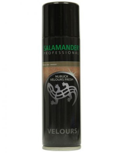 Salamander спрей краска для замши Земляной