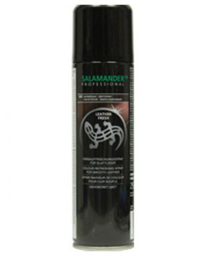 Salamander спрей краска для кожи Темн.Корич