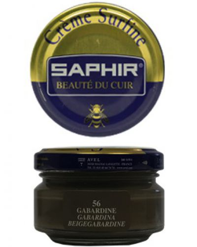 Saphir surfine крем для кожи габардин