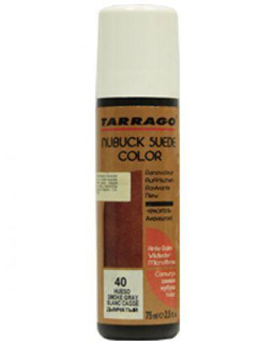 Tarrago краситель для замши Дымчатый