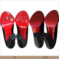Установка профилактики на обувь Louboutin – Центр бытовых услуг