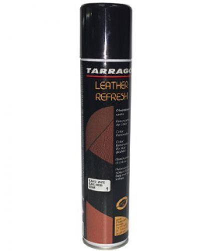Tarrago спрей краска для кожи белый №1