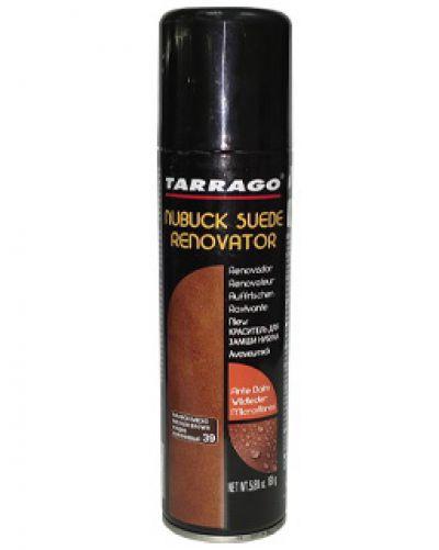 Tarrago спрей для замши средне-коричневый