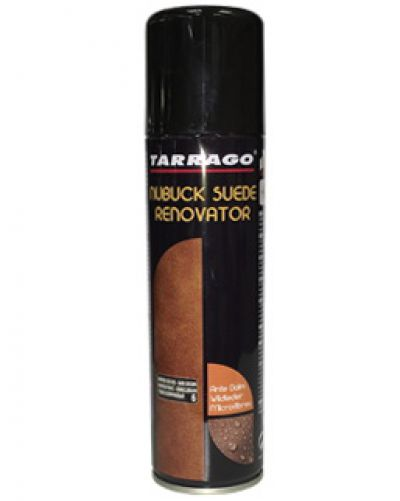 Tarrago спрей для замши темно-коричневый