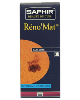 Saphir reno mat очиститель для кожи