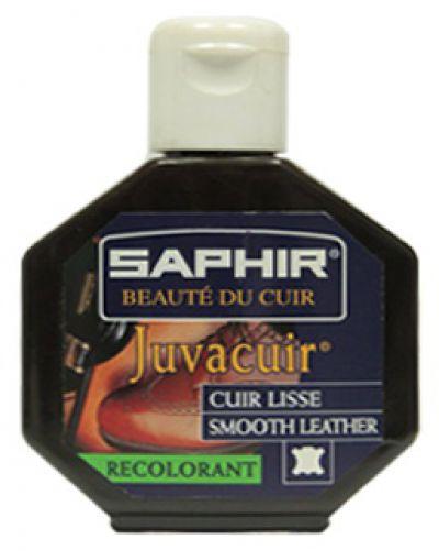 Saphir крем для гладкой кожи Тём.Коричн