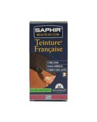 Saphir Teinture краска для кожи и замши