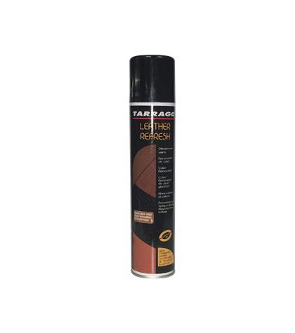 Tarrago Leather refresh спрей краска для гладкой кожи.
