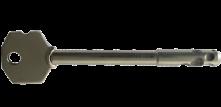Ключ барьер длинный (более 15 см)